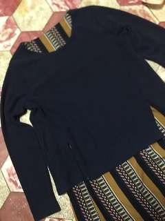 Sweater Fasion Girl Dress