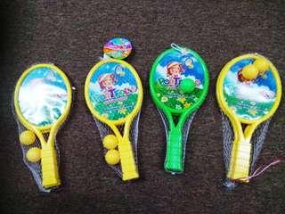 Kids Squash Toy Sets (pair)