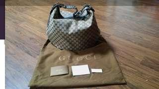 Authentic Gucci shoulder bag NEW