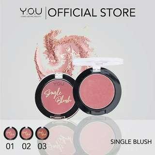 Blush on YOU