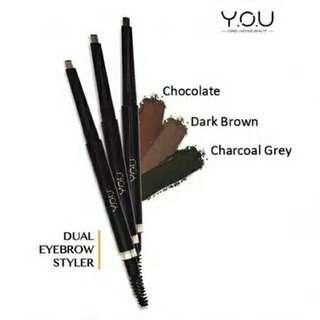 Eyebrow styler
