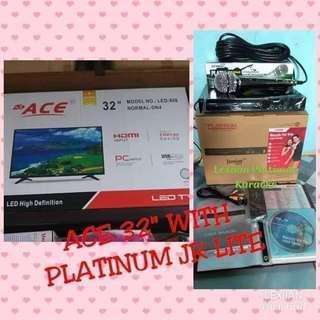 ACE TV SET