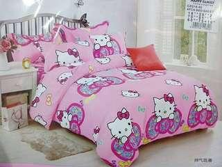Character Bedsheet