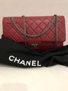 Chanel 2.55 Reissue Quilted Classic Calfskin