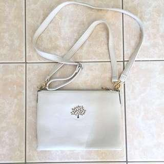 MULBERRY Cream Crossbody Handbag