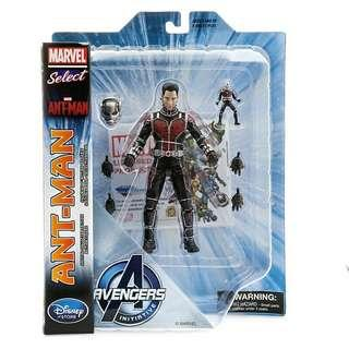 (Pre-Order) Marvel Select Ant-Man KO Action Figure