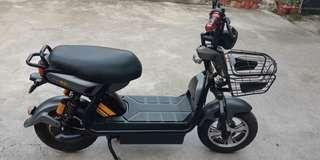 e bike with new battery