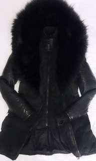 Rudsak 'Grace' Down Jacket with fur