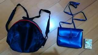 New bags $65@2