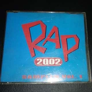 OPM CD RAP 2002 sampler