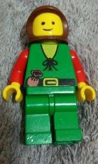 lego forestman 人仔