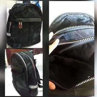 Tas mini backpack