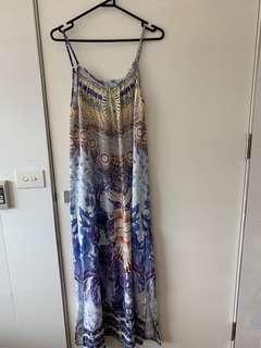 Boutique Camilla Style Maxi Dress BRAND NEW