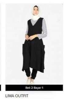 Jessy dress navy