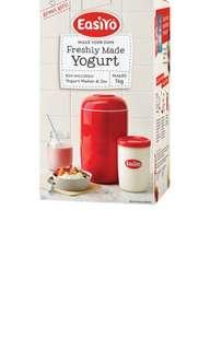 Easyo yoghurt maker - as new