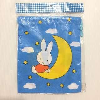 💕口愛米飛兔束口袋