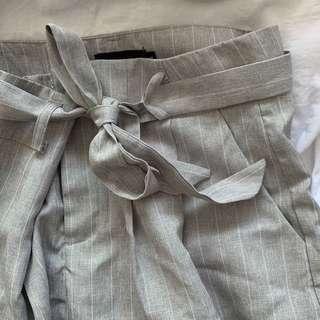 valleygirl paperbag shorts