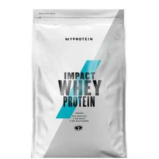 MyProtein Impact Whey Protein All In Stock