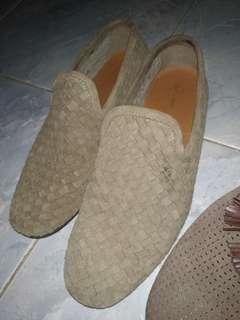 Sepatu azara man loaferd slip on