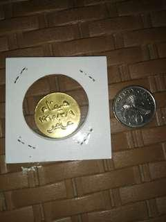 antique coin for collection
