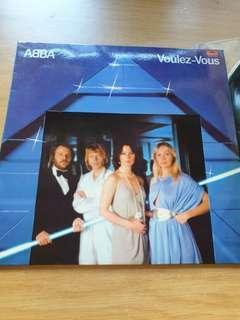 vinyl records黑胶 唱片 ABBA  Voulez-Vous.