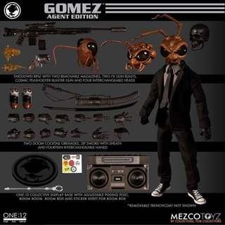 Mezco Gomez 2019限定