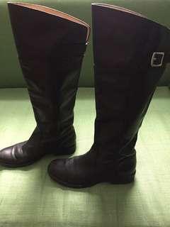 Coach boots 7.5