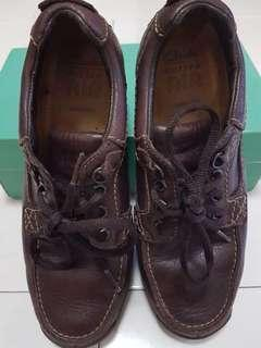 Active Air Man Clanks brown shoe