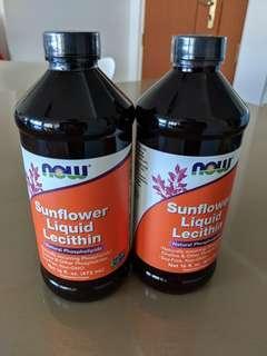 Sunflower liquid lecithin