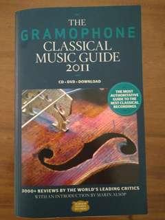 🚚 Gramophone Classical Music Guide 2011