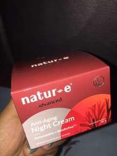 Night cream Anti-Aging