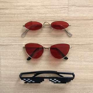 [INCL POSTAGE] Spectacles Sunglasses