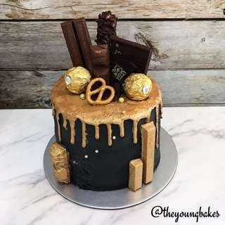 Minimalistic Cake