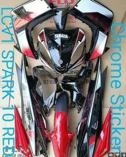 Spark 135 Coverset