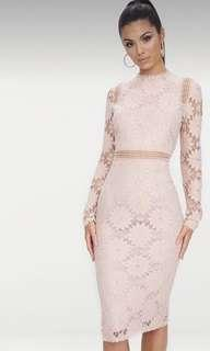 Pretty Little Thing Lace Dress