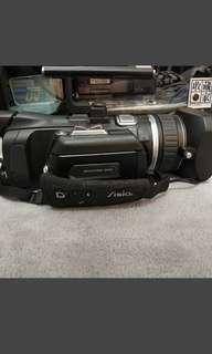 JVC攝影機 型號GR-HD1(日版)