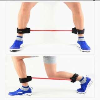 Wrist and ankle resistance band