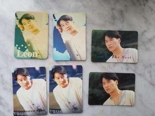 【包郵】黎明Yes Card 6張