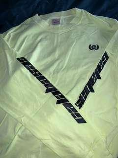 Authentic yeezy calabasas shirt