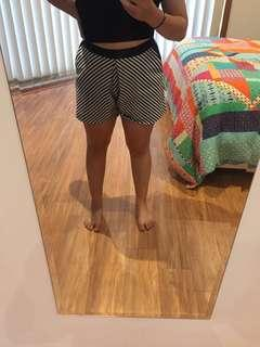 Portmans Striped Shorts