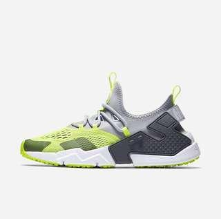 save off 45113 01a75 Men s Nike Air Huarache Drift Breathe-Wolf Grey
