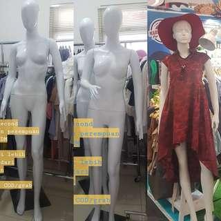 Patung manekin full body wanita