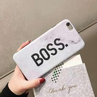 Boss Queen Soft Case