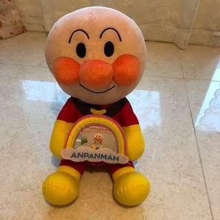 麵包超人公仔/約35cm高(只限坑口/將軍澳/西灣河交收)