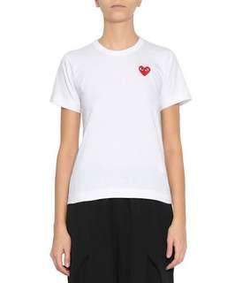 Comme des Garcons Women's T-shirt (XS)