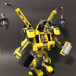 LEGO 70814 The LEGO Movie Emmet's Construction Mech