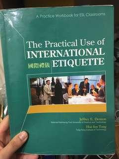 🚚 國際禮儀 The practical use of international etiquette