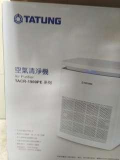 大同空氣清淨機TACR-1900PE