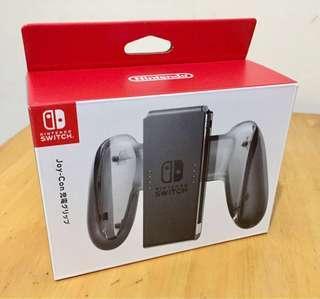 全新 原廠 Switch 手掣充電座 (握把充電)