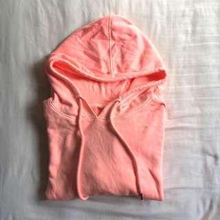 H&M Pink Hoodie #febp55